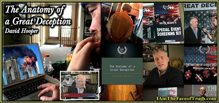 The Anatomy of A Great Deception by David Hooper