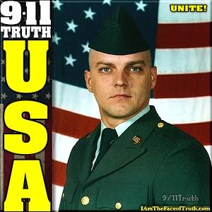 Michael Atkinson, U.S. Army Veteran for 9/11 Truth