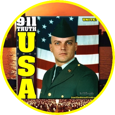 Michael Atkinson, U.S. Army Veteran for 9/11 Truth
