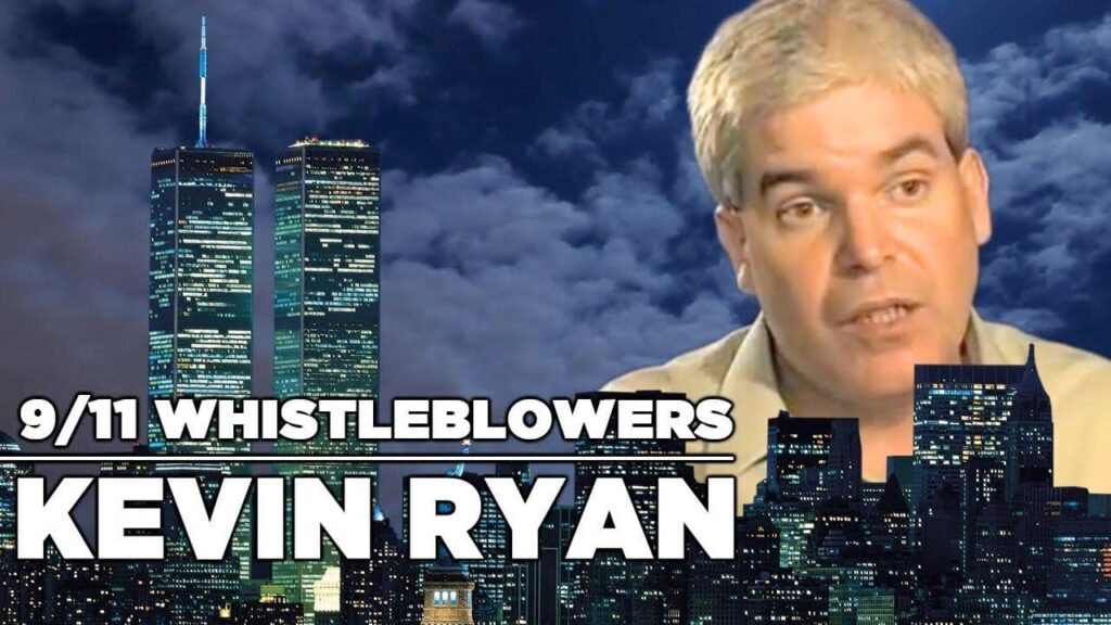 9-11 Whistleblower Kevin Ryan