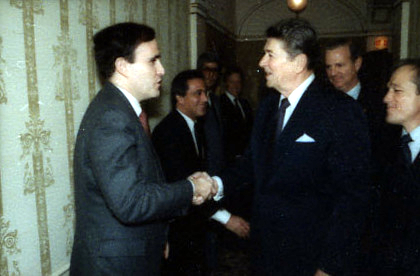 In 1981, Reagan appointed Giuliani Associate Attorney General