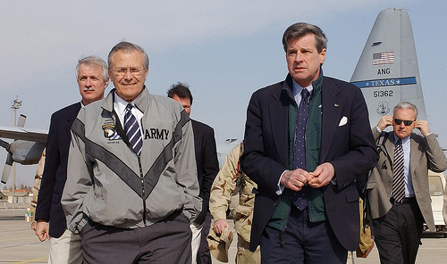 Paul Bremer 911 - Blaming Iraq for 9-11
