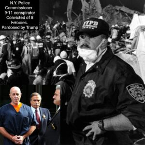 Trump pardons 9-11 conspirator former New York police commissioner Bernie Keri